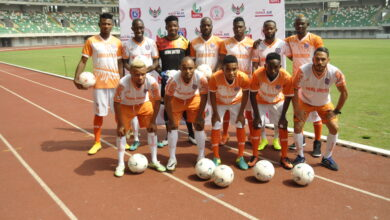 Photo of AKWA UTD GO INTO CAMP  …AS BASSEY CALLS FOR DISCIPLINE, CONCENTRATION