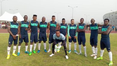 Photo of FRIDAY, OLISEMA HUMBLE ENYIMBA IN PRE-SEASON FRIENDLY