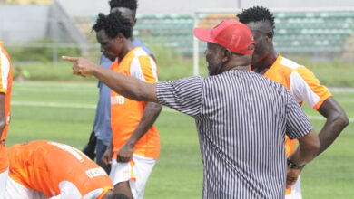 Photo of OBUH TARGETS MAXIMUM POINTS ON HOME DEBUT …says Promise Keepers won't be complacent