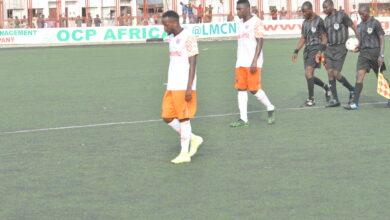 Photo of BOJE FRUSTRATES AKWA UTD ___ Saves Mfon Udoh's spot kick