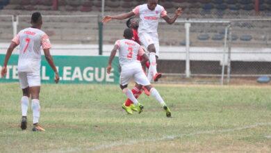 Photo of Sampson Gbadebo's Effort Not Enough To Fetch Akwa Utd Points In Umuahia