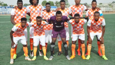Photo of AKWA UTD PLAYERS ATTEND WORKSHOP ON NEW LAWS OF THE GAME