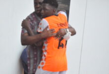 Photo of WHY I CELEBRATED MY GOALS WITH CLUB CHAIRMAN ___NDIFREKE EFFIONG