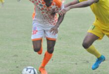 Photo of GODSWILL NICHOLAS RELISHES NPFL DEBUT