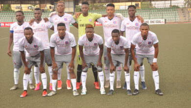 Photo of NPFL: AKWA UTD MOVE TOP OF THE LEAGUE AFTER GOALLESS DRAW IN LAGOS